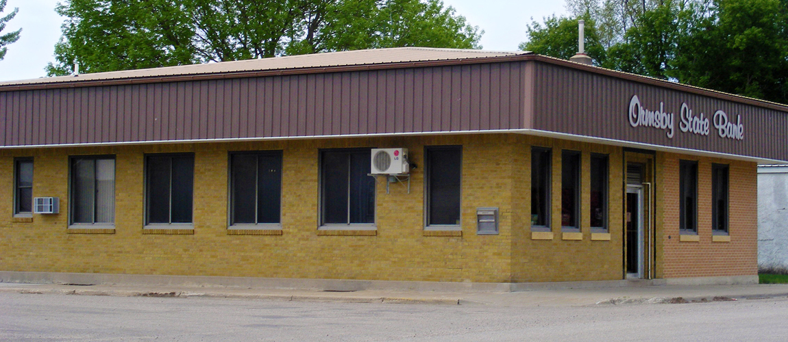 Ormsby Branch building